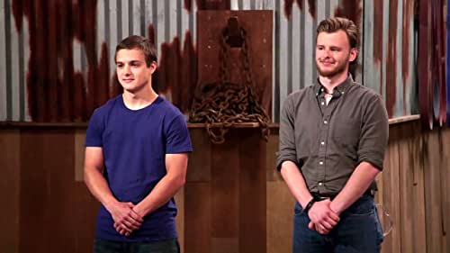 Forged In Fire: Steel Crossbow Tests