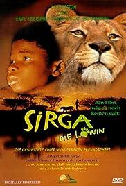 L'enfant lion Poster