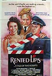 Rented Lips Poster