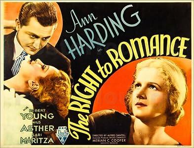 The Right to Romance John Cromwell