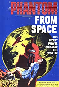 Phantom from Space (1953) Poster - Movie Forum, Cast, Reviews