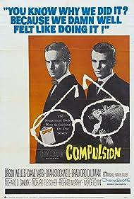 Compulsion (1959) Poster - Movie Forum, Cast, Reviews
