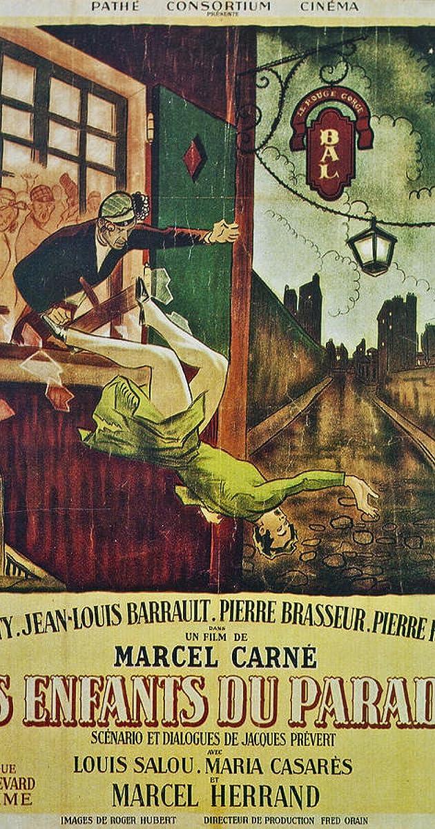 Children Of Paradise 1945