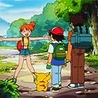 Rachael Lillis, Ikue Ôtani, Eric Stuart, and Veronica Taylor in Poketto monsutâ (1997)