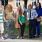 Martin Brygmann, Peter Frödin, Henrik Noël Olesen, Lene Maria Christensen, Lukas Schwarz Thorsteinsson, and Laura Østergaard Buhl in Guldhornene (2007)