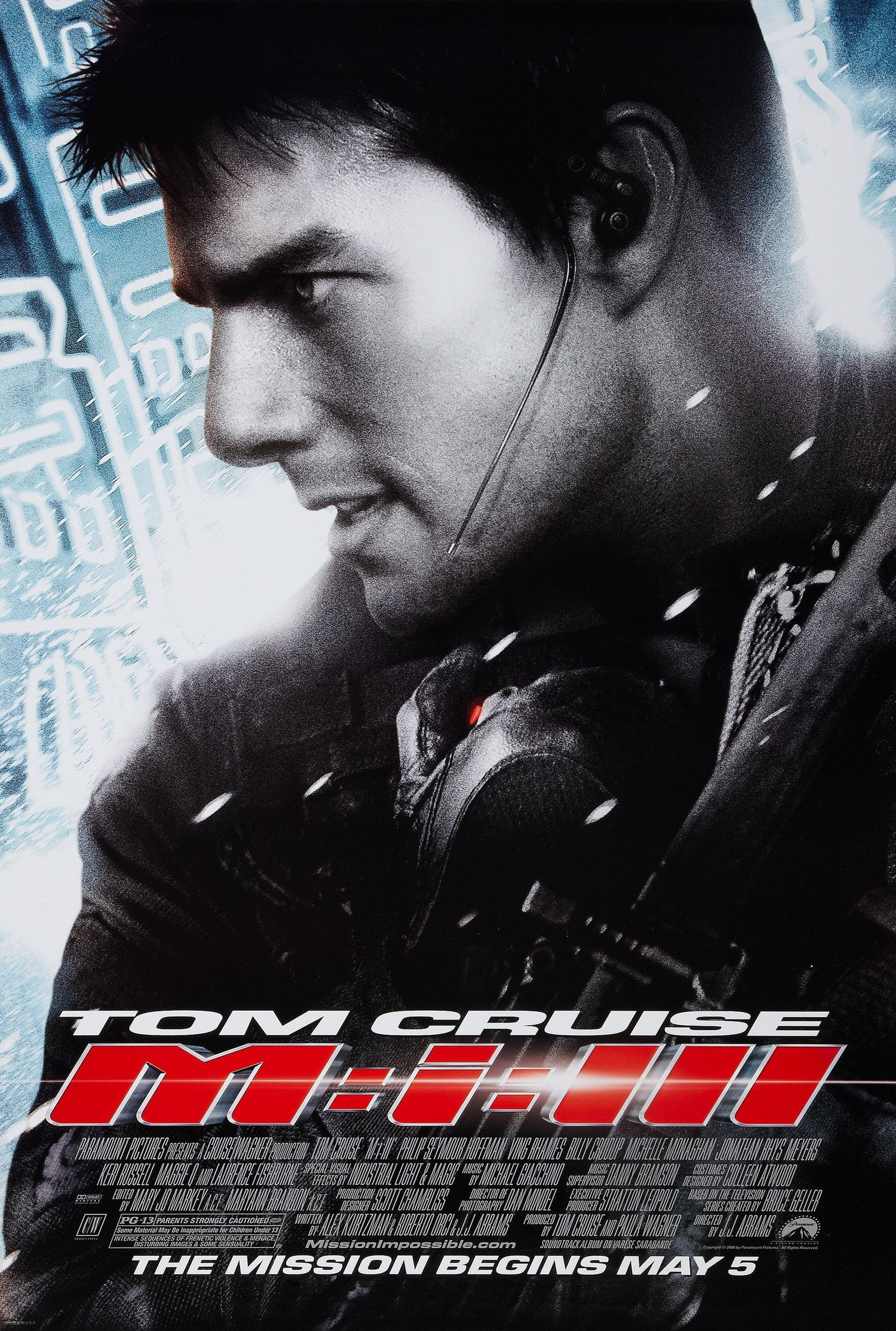 Mission: Impossible III (2006) BluRay 480p, 720p & 1080p