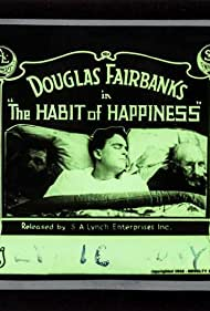 Douglas Fairbanks in The Habit of Happiness (1916)