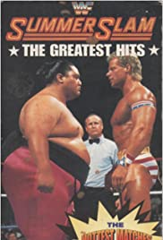 SummerSlam - The Greatest Hits Poster
