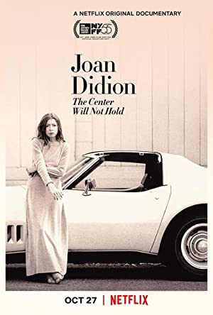 Where to stream Joan Didion: The Center Will Not Hold