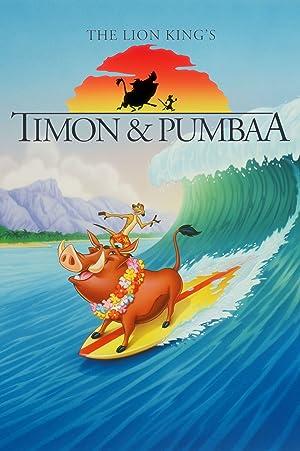 The Lion Kings Timon & Pumbaa