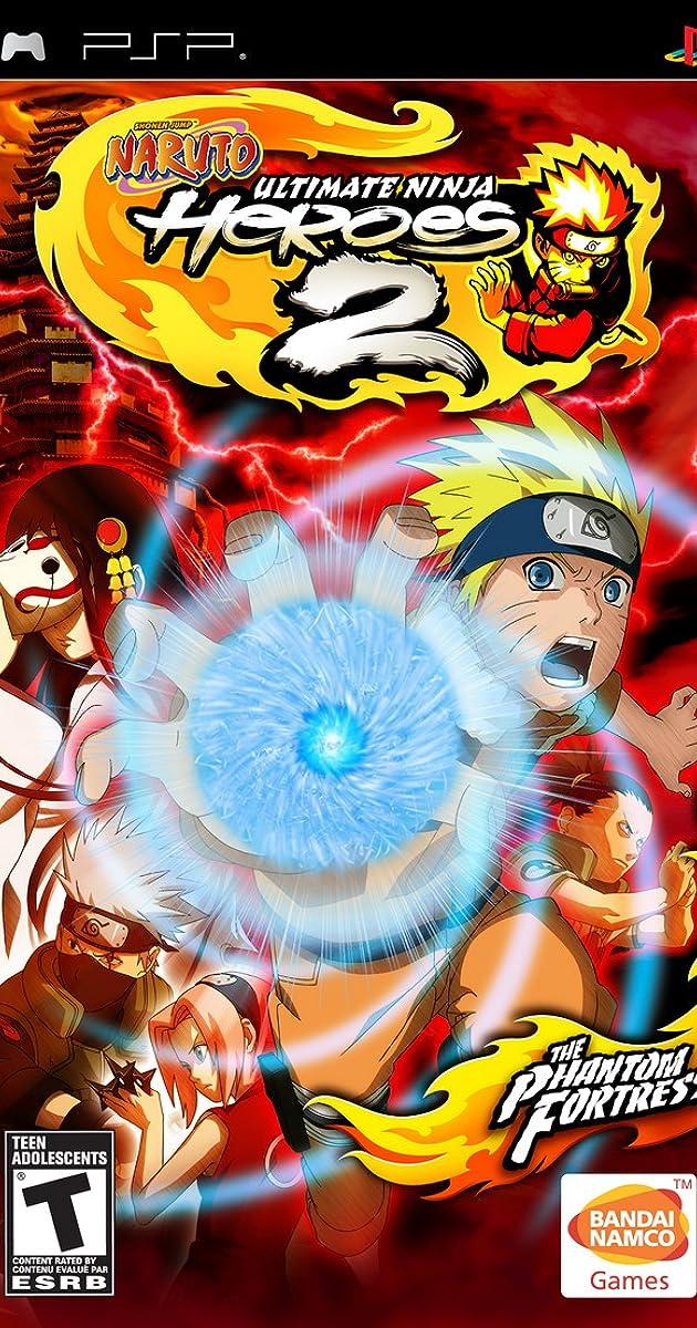 Naruto: Ultimate Ninja Heroes 2: The Phantom Fortress (Video