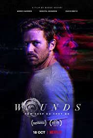 Armie Hammer in Wounds (2019)