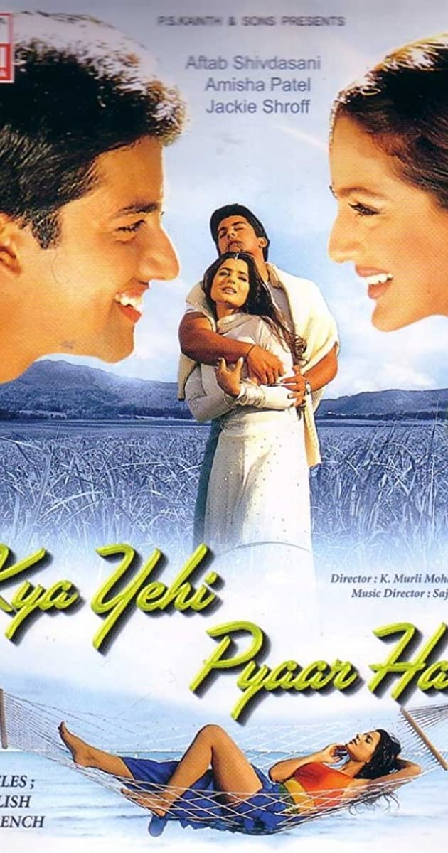 Kya Yehi Pyaar Hai (2002) Hindi 480p | 720p HDRip x264  AAC 400MB |1.2GB Download