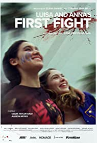 Allison Moses and Olivia Taylor Cruz in Luisa and Anna's First Fight (2019)