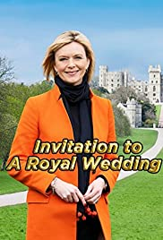 Invitation to a Royal Wedding Poster
