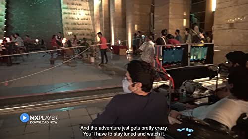 Making of Hello Mini 2 | Behind the Scenes | Anuja Joshi | MX Player