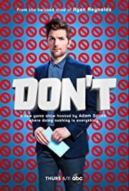 Don't Poster
