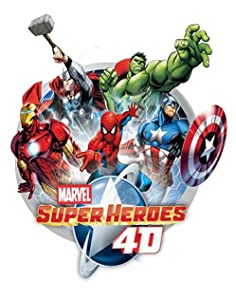 Marvel Super Heroes 4D Experience in hindi download free in torrent