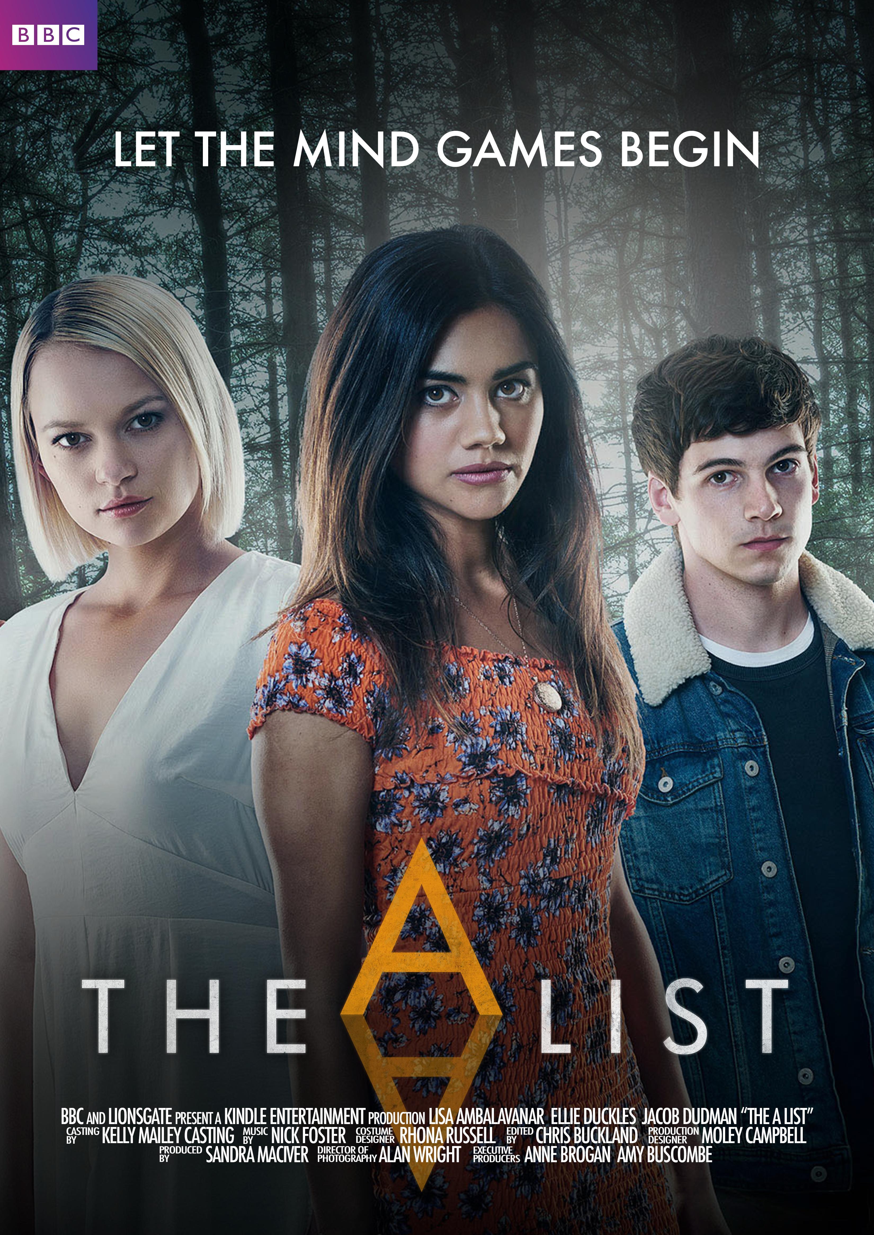 Sąrašas A (1 Sezonas) / The A List Season 1