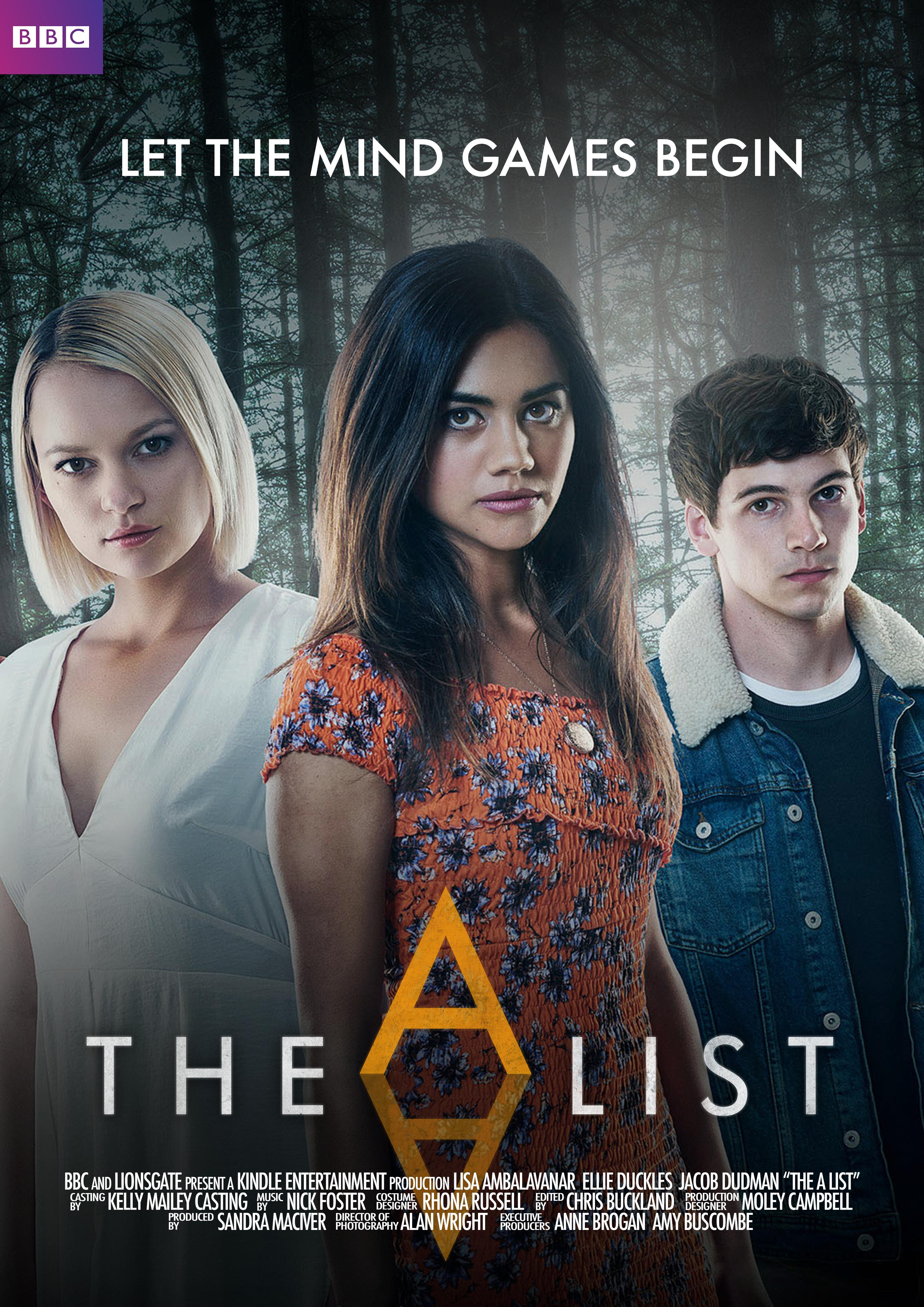 The A List (TV Series 2018– ) - IMDb