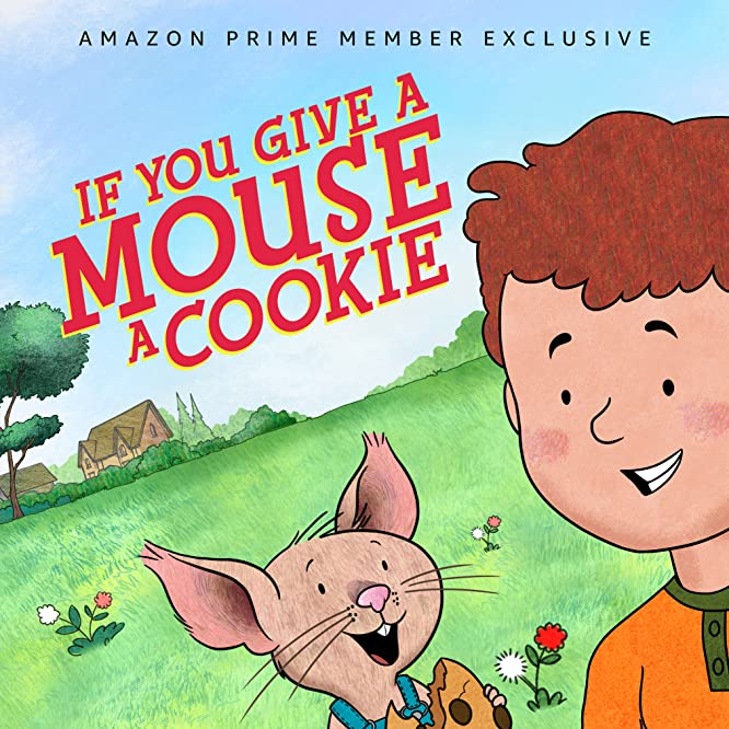 If You Give a Mouse a Cookie (2015)