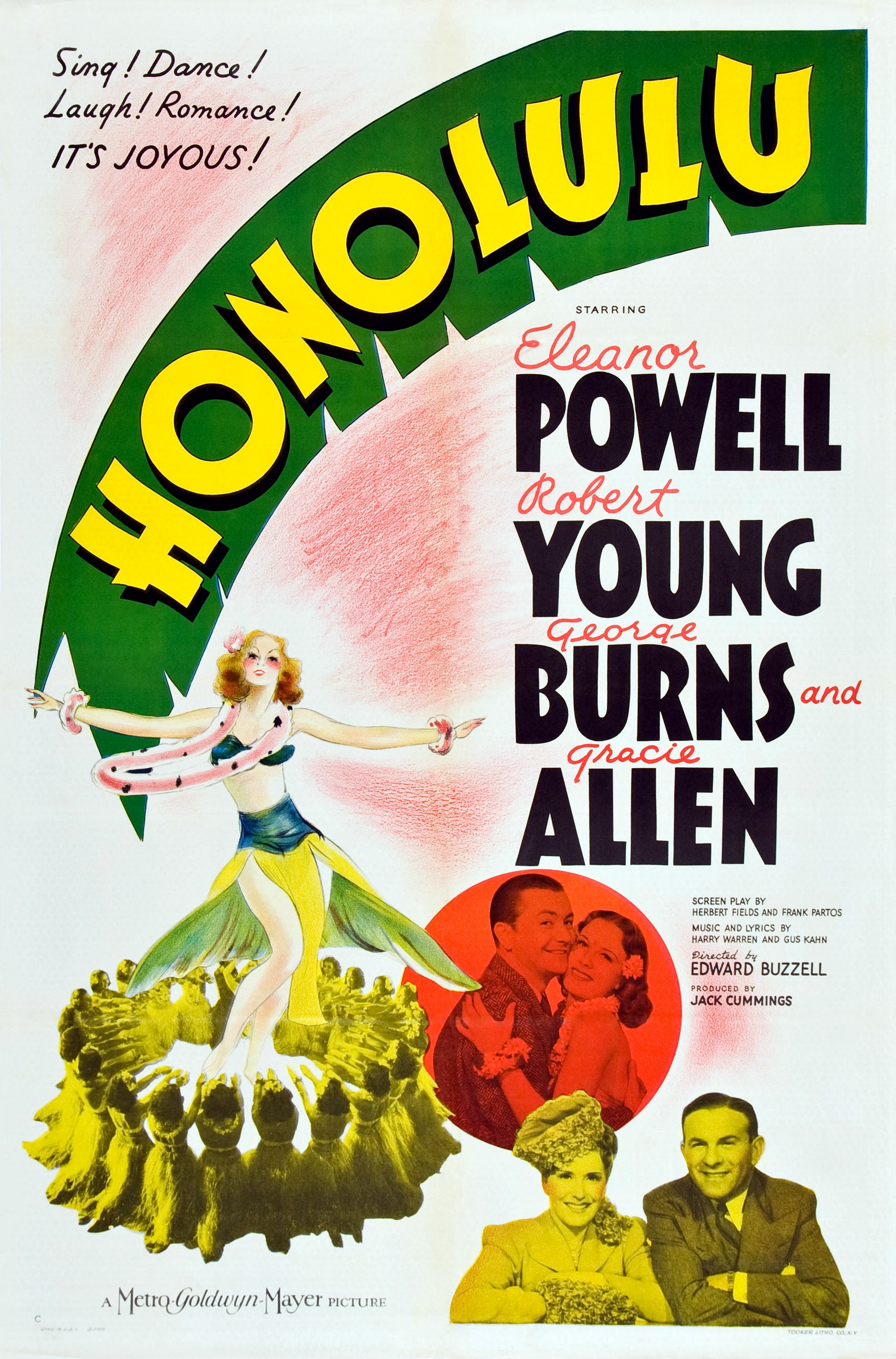 Honolulu (1939) - IMDb
