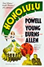 Honolulu (1939) Poster