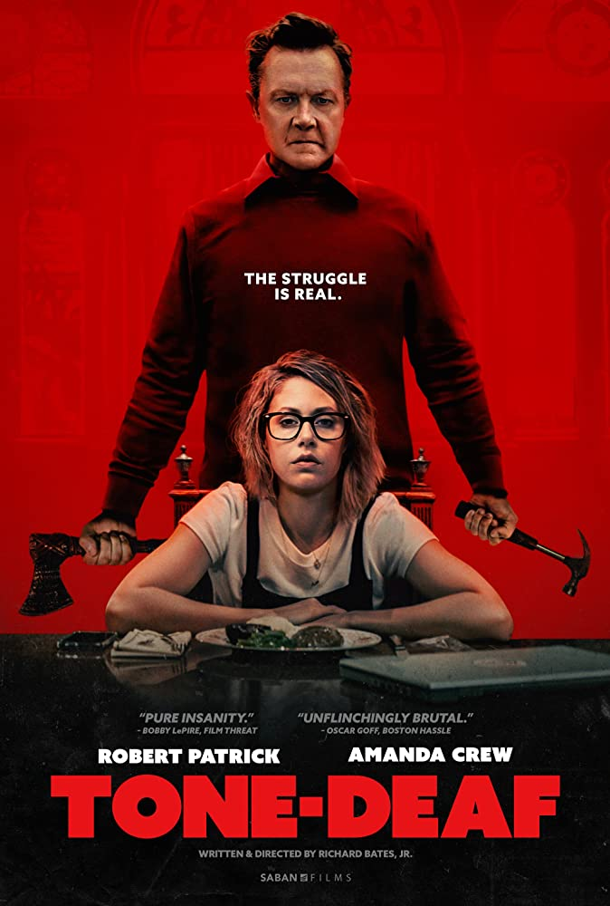 Tone-Deaf (2019) English 720p HDRip 800MB | 480p 300MB ESubs