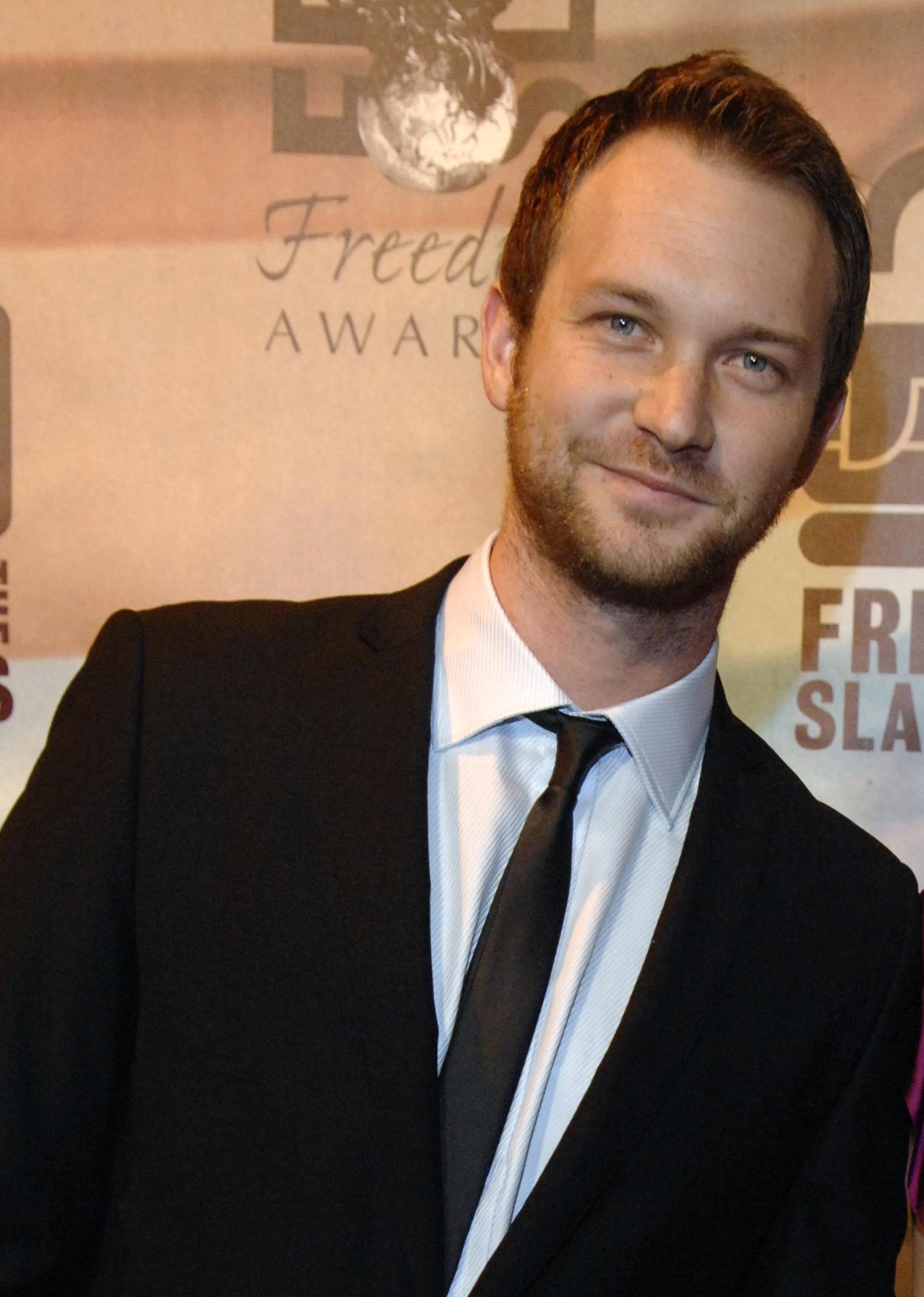 Adam Edgar 2009 Freedom Awards