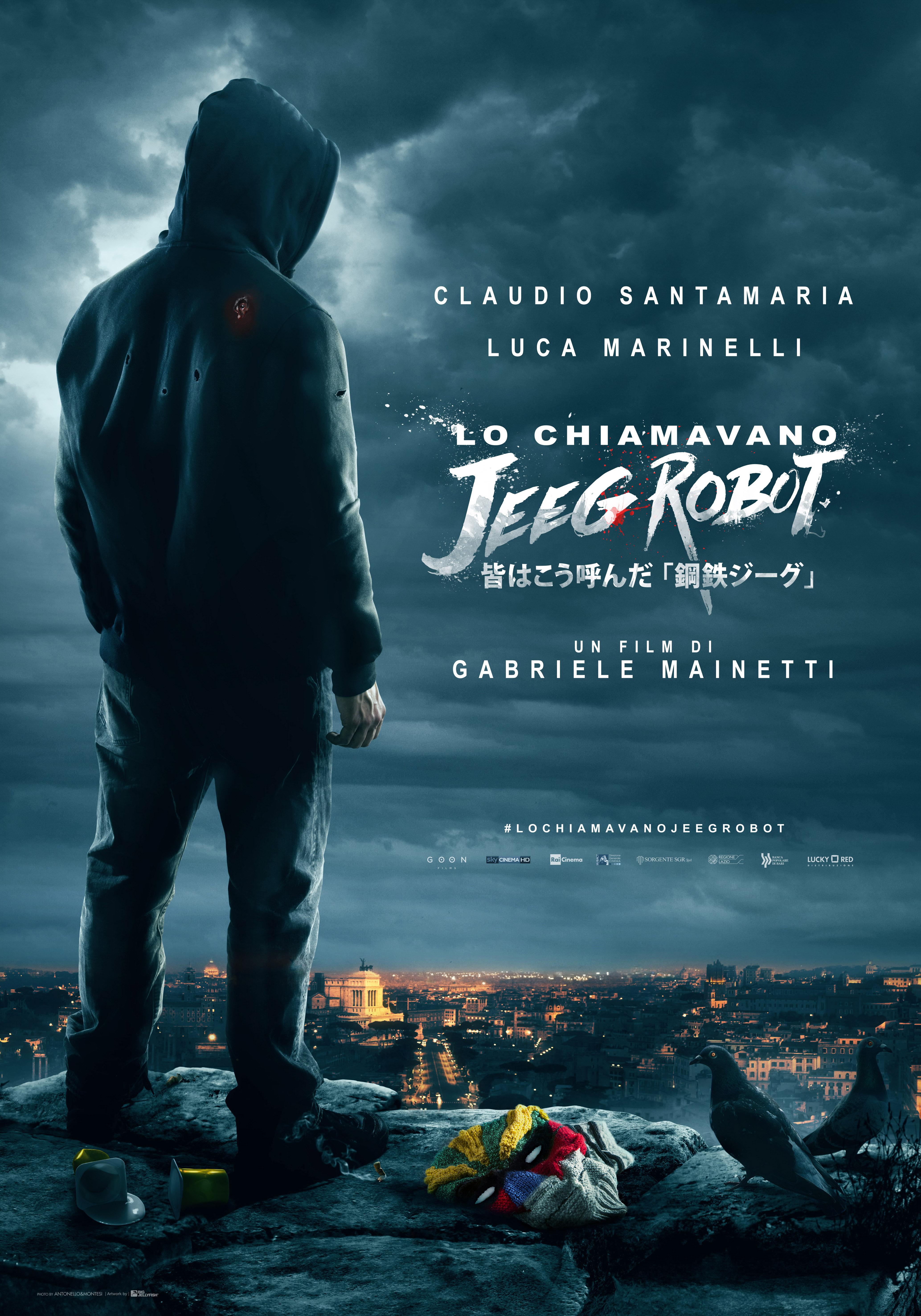 Meu Nome é Jeeg Robot [Dub] – IMDB 7.1