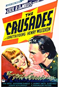 Henry Wilcoxon and Loretta Young in The Crusades (1935)
