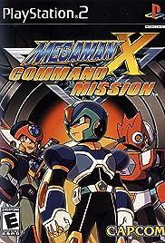 Mega Man X Command Mission Poster
