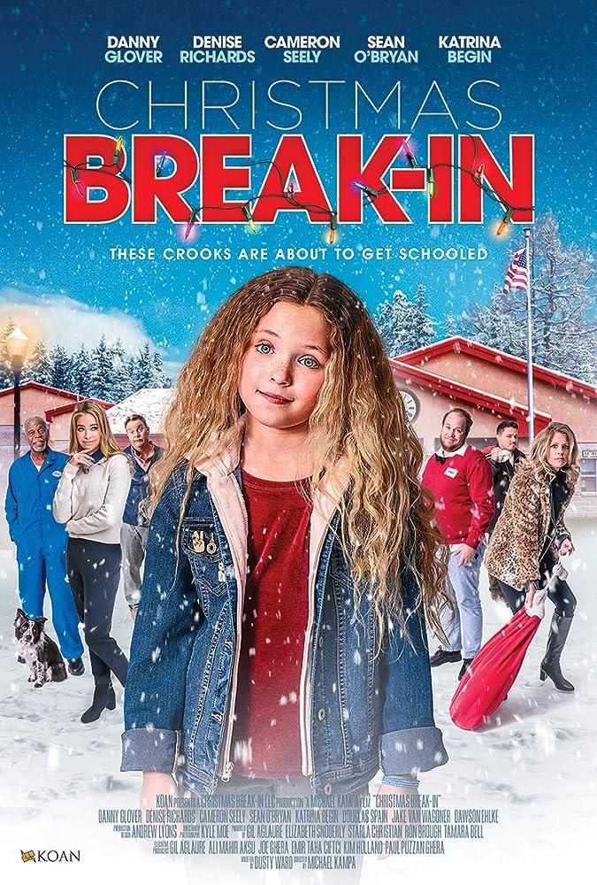 Christmas Break-In (2019) English Movie 480p HDRip ESubs 300MB