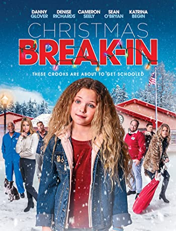 Christmas Break-In (2018) 1080p
