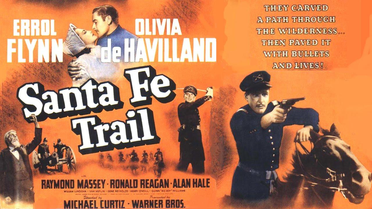 Santa Fe Trail (1940) Western