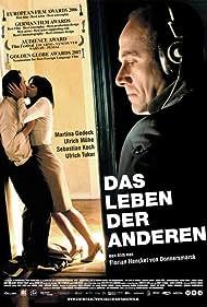 Martina Gedeck, Sebastian Koch, and Ulrich Mühe in Das Leben der Anderen (2006)