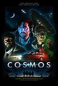 Arjun Singh Panam, Tom England, Joshua Ford, and Ben Vardy in Cosmos (2019)