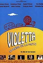 Violetta, the Motorcycle Queen