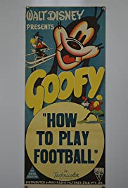 How to Play Football Poster