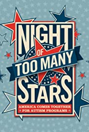 Night of Too Many Stars: America Comes Together for Autism Programs Poster