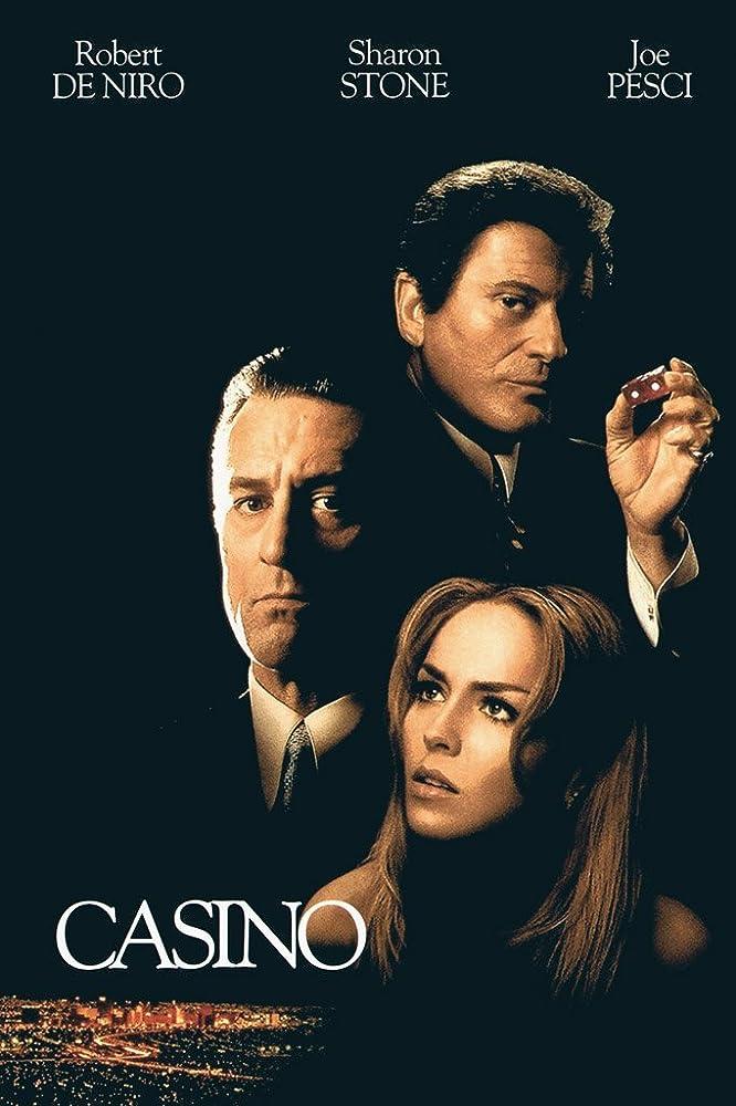 Robert De Niro, Sharon Stone, and Joe Pesci in Casino (1995)