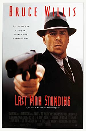 Last Man Standing (1996) : คนอึดตายยาก