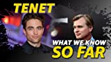 What We Know About 'Tenet' ... So Far