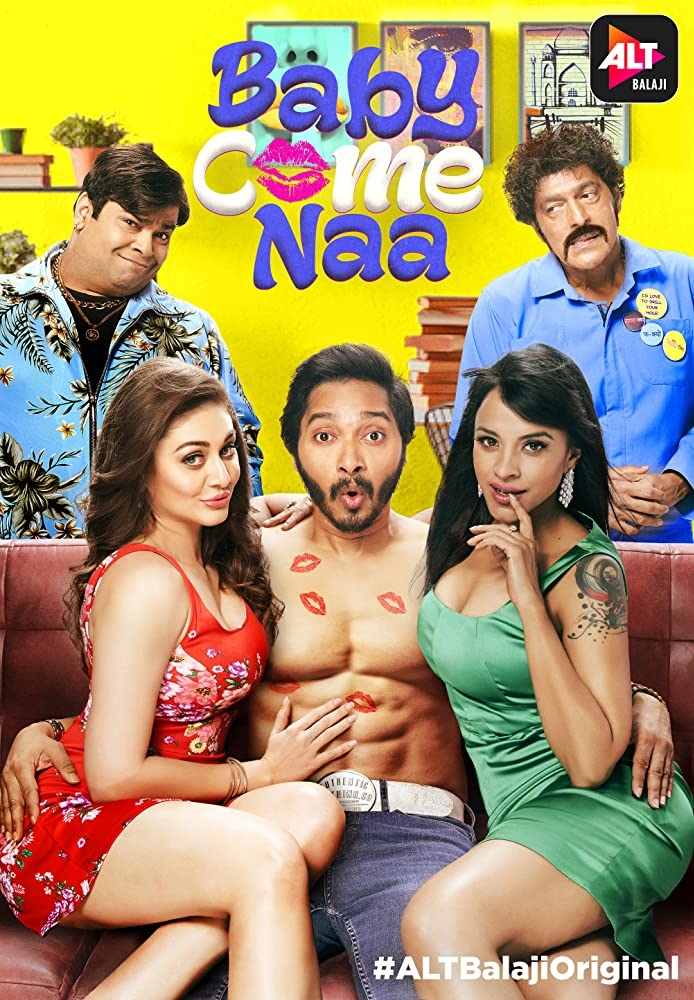 Baby Come Naa (2018) Hindi Season 1 Complete