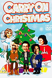 Carry on Christmas Poster