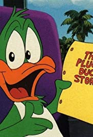 The Plucky Duck Show Poster