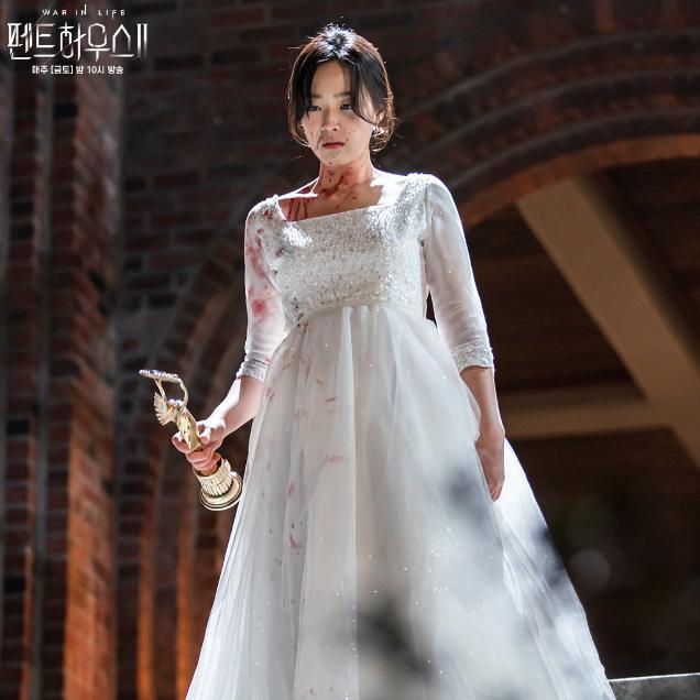Choi Ye-Bin in The Penthouse: War in Life (2020)