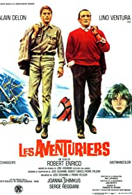 Les aventuriers (1967) Poster - Movie Forum, Cast, Reviews
