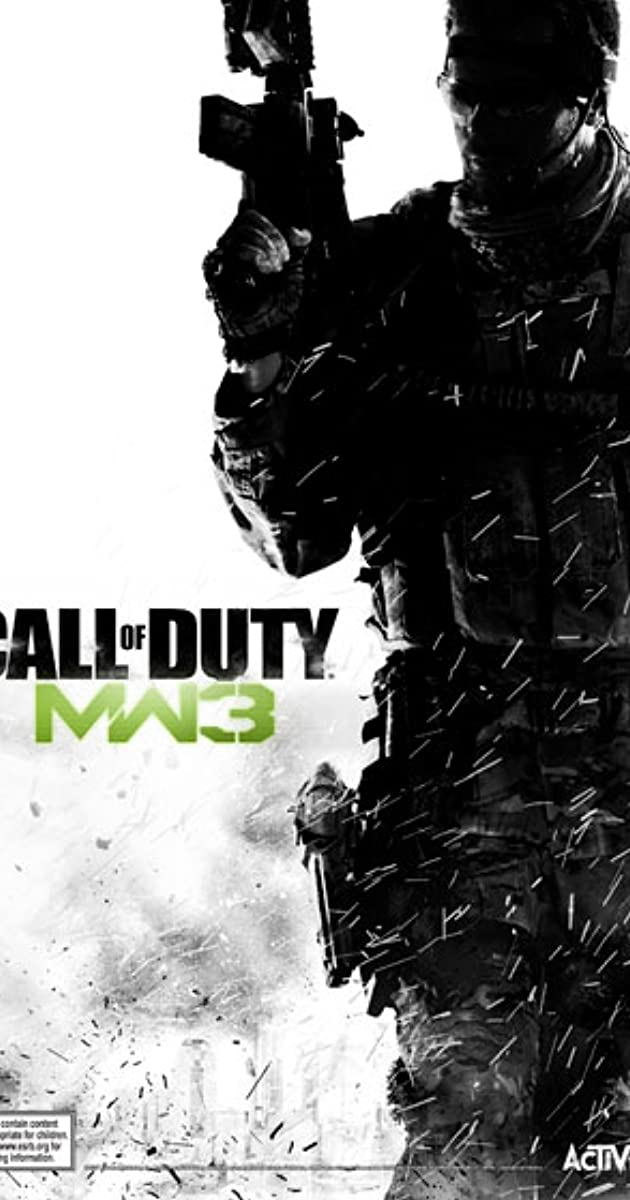 Call of Duty: Modern Warfare 3 (Video Game 2011) - Call of