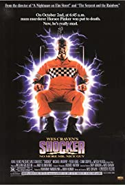 Shocker (1989) Poster - Movie Forum, Cast, Reviews
